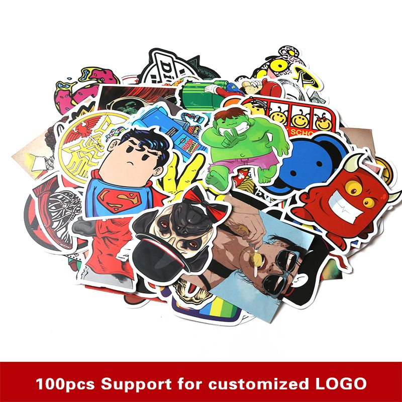 Mixed Decal Car Styling Skateboard Laptop Luggage Snowboard Car - Custom vinyl decals covering for motorcycles