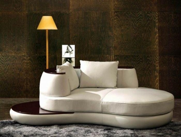 Le Canape D Angle Arrondi Comment Choisir La Meilleure Variante Pour Votre Salon Archzine Fr Home Improvement Home Decor