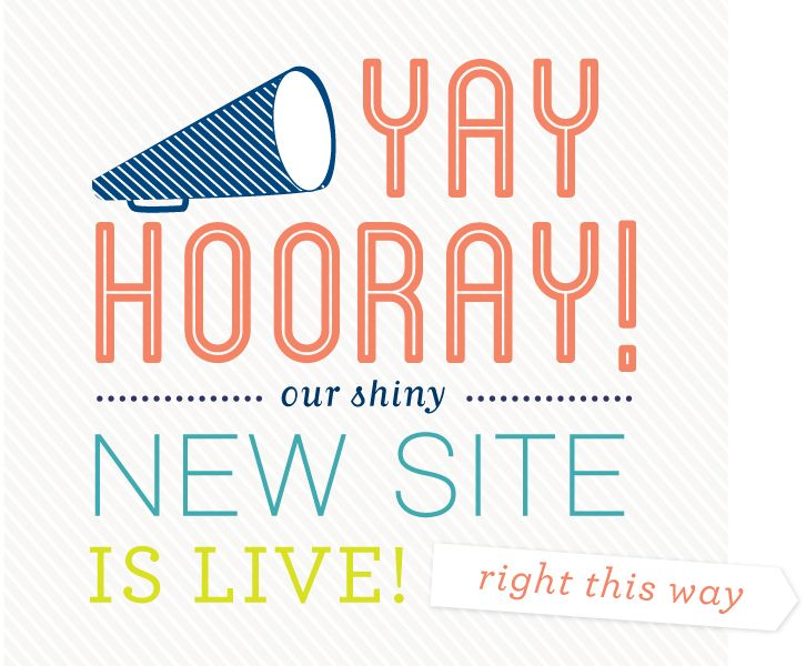 We Are Excited To Announce The Launch Of Our New Website Please