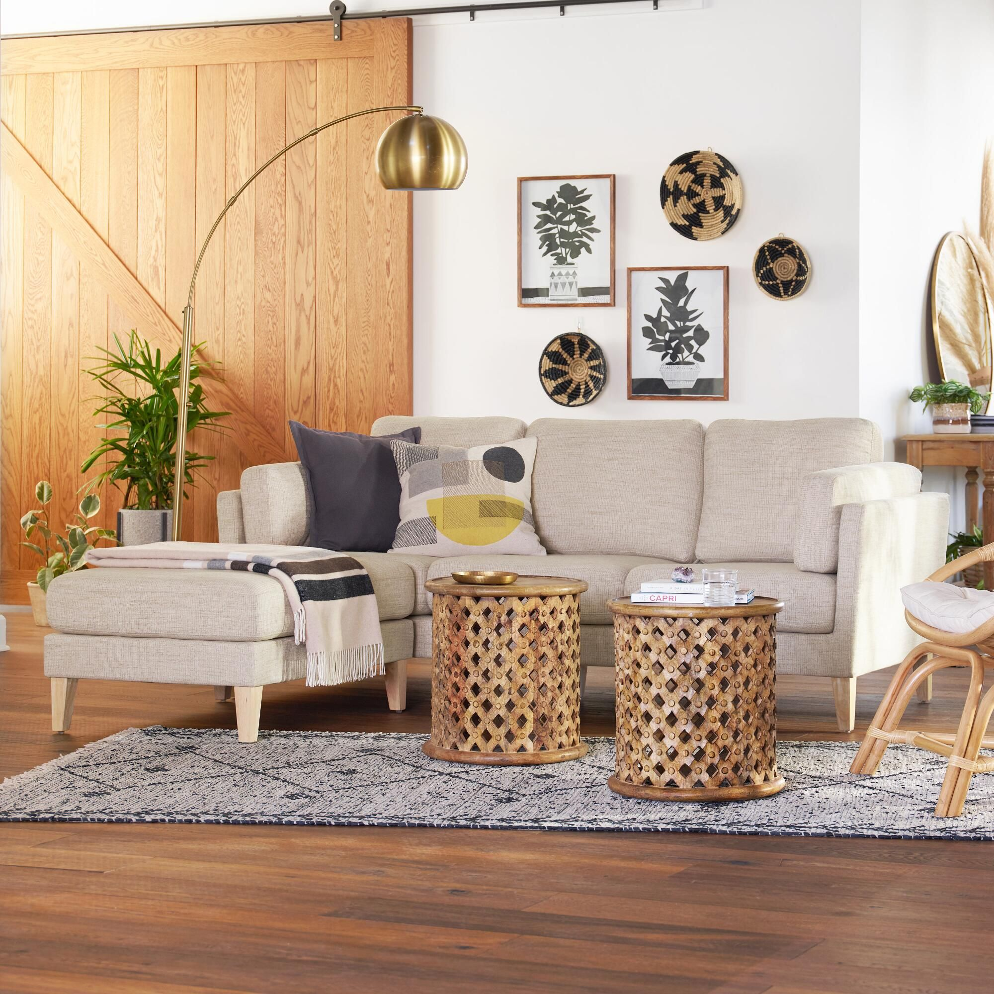 Oatmeal Woven Noelle Sofa And Ottoman World Market In 2020 Living Room Decor Room Decor Affordable Home Decor #oatmeal #sofa #living #room #ideas