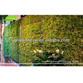 GNW GLW044 Living Wall Company Artificial Fake Green Walls Outdoor For Hotel