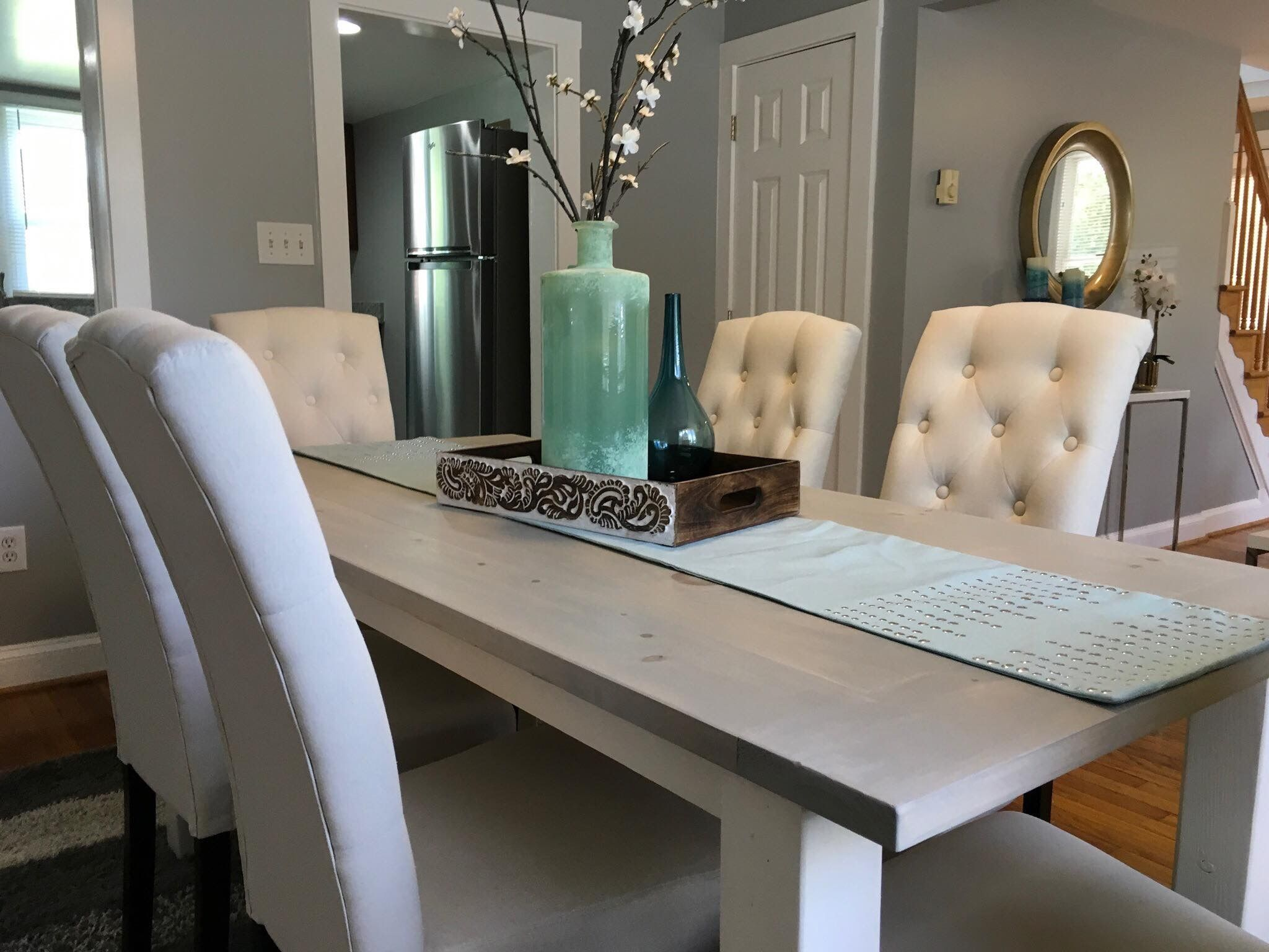 Pin by Staged Above on Staged Above Home decor, Dining