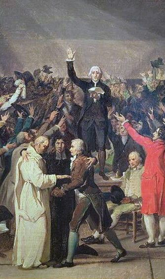 Tennis Court Oath French Revolution French Revolution Historical Humor History Memes