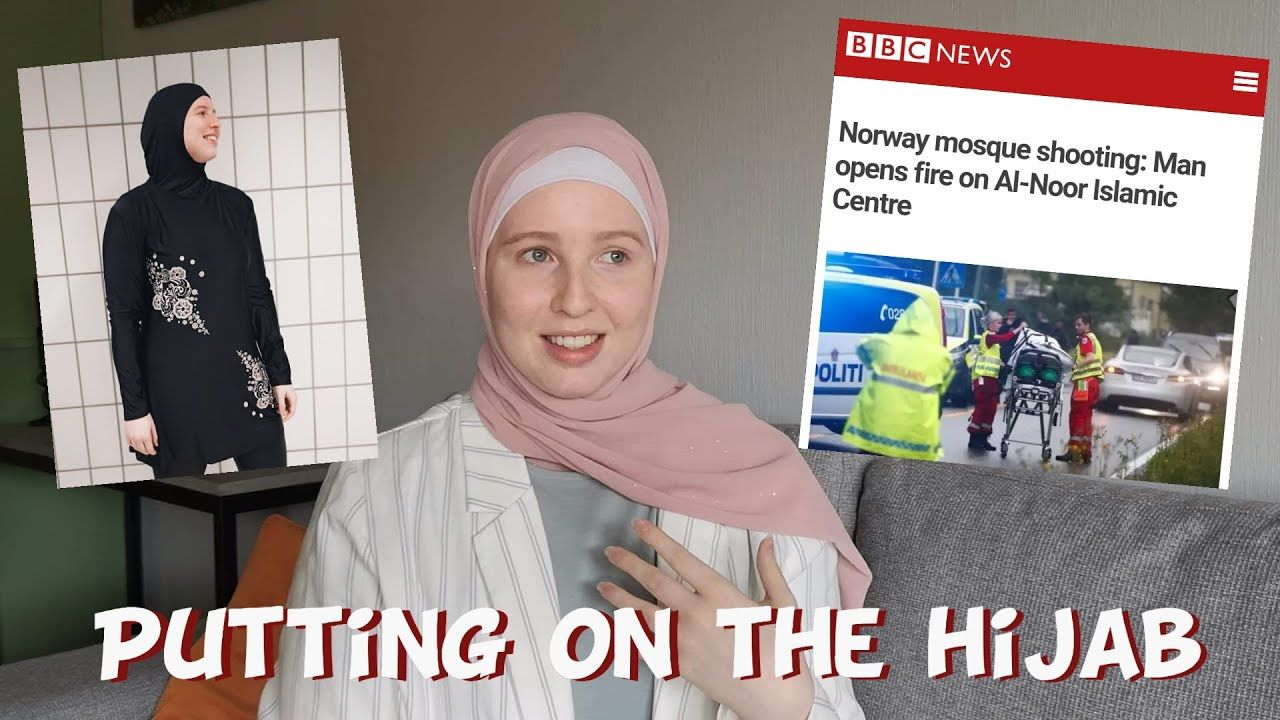 My Hijab Story | 🇳🇴 Norwegian Revert | Julianne Froeyseth 🧕