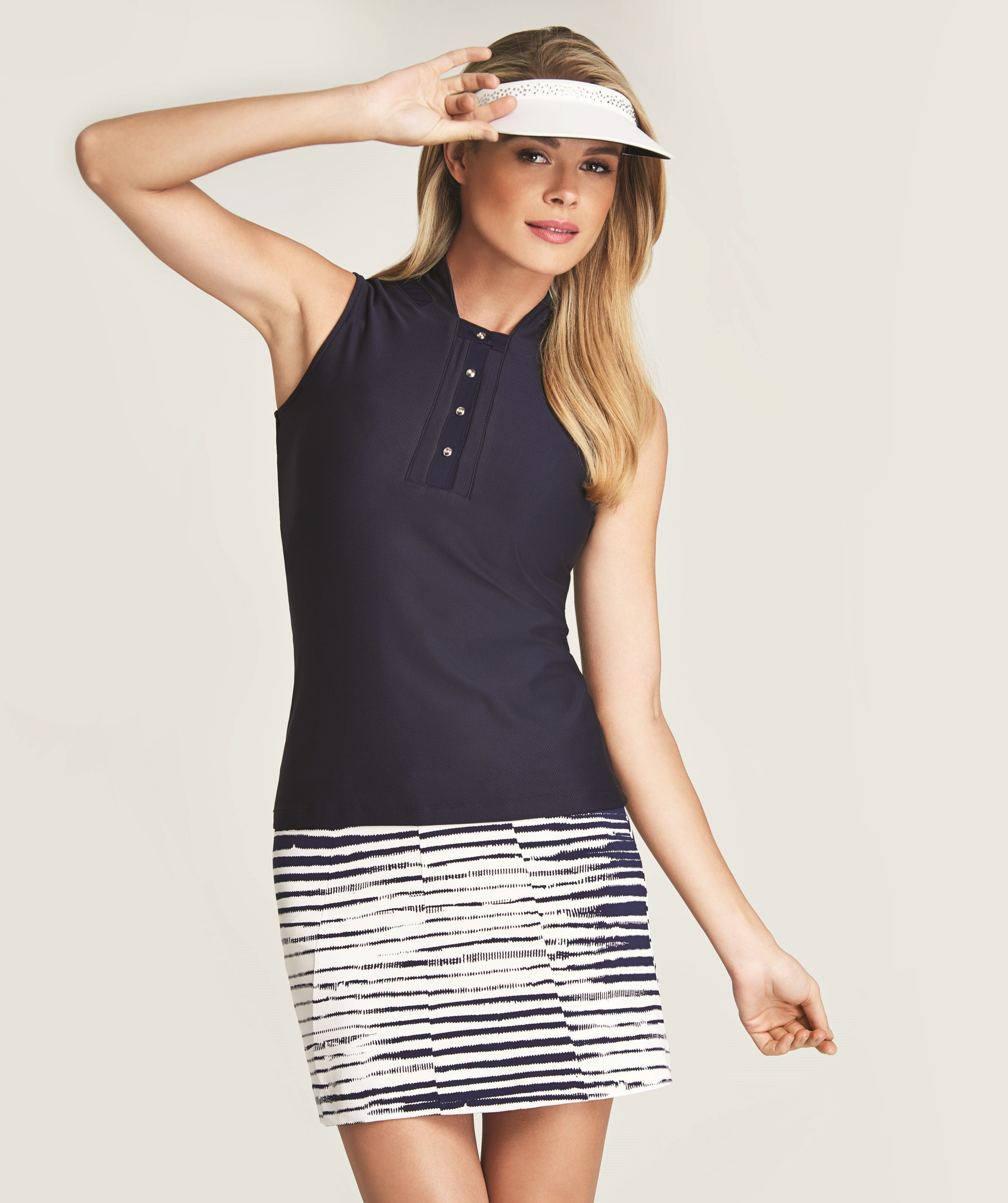 Check out what Lori's Golf Shoppe has for you on and off the golf course: Greek  Isles (Perrie/Gabby) Tail Golf Outfit