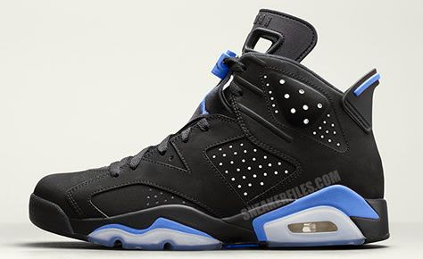 more photos c23b5 c5632 air-jordan-6-unc-black-university-blue-release-date | L ...