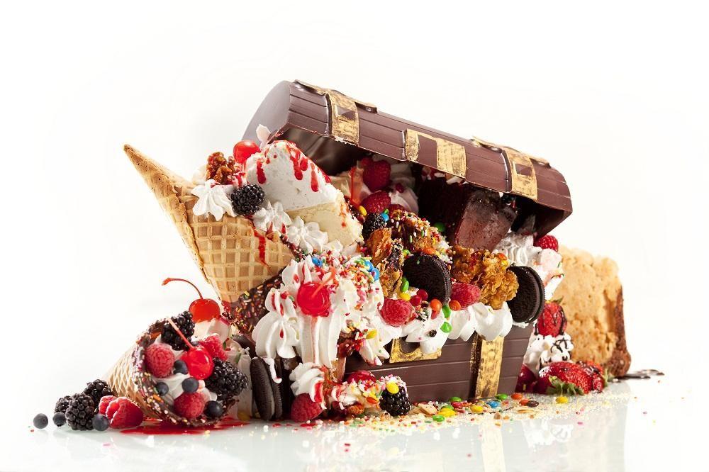 Caesars palace on twitter desserts ice cream desserts