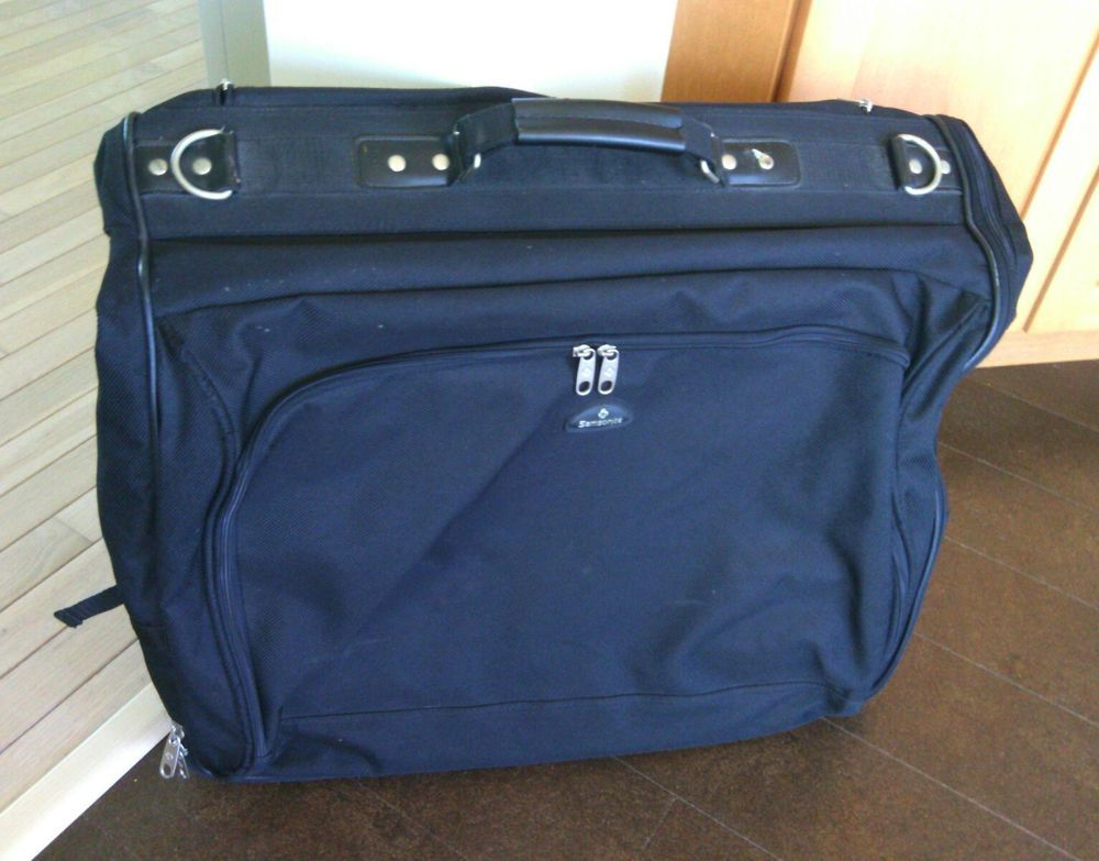 6a95d502dcc9 Details about Bags Trifold Luggage Garment Carry On Travel Hanging ...