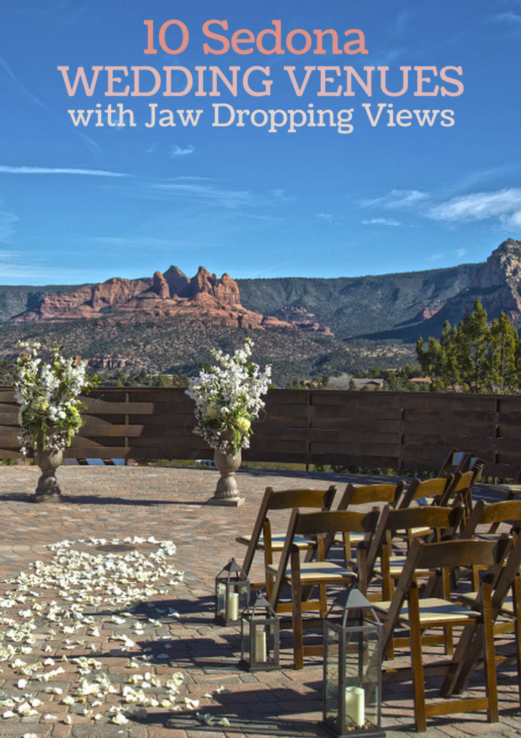 Sedona Wedding Venues.10 Sedona Wedding Venues I Most Certainly Do Sedon