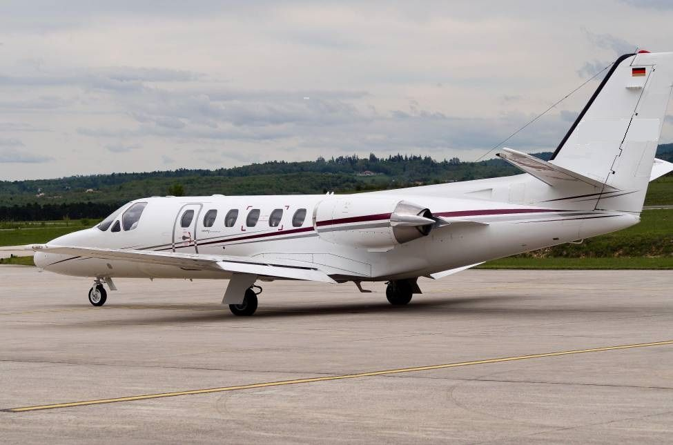 1981 Cessna 550 Citation Ii For Sale In France Www