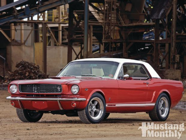 1966 Ford Mustang Coupe Corrosion Contradiction Photo Image Gallery Ford Mustang Coupe Ford Classic Cars Mustang Coupe
