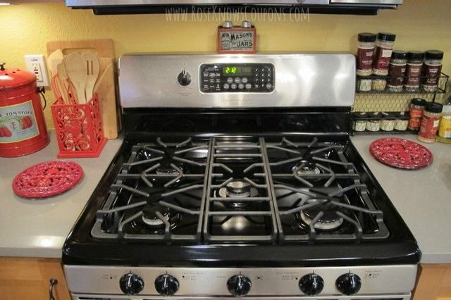 how to clean gas stove burners for pennies home organization solutions gas stove burner. Black Bedroom Furniture Sets. Home Design Ideas