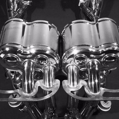 Lamborghini Murcielago LP640 Capristo Catback Exhaust System,W/ Test Pipes, New