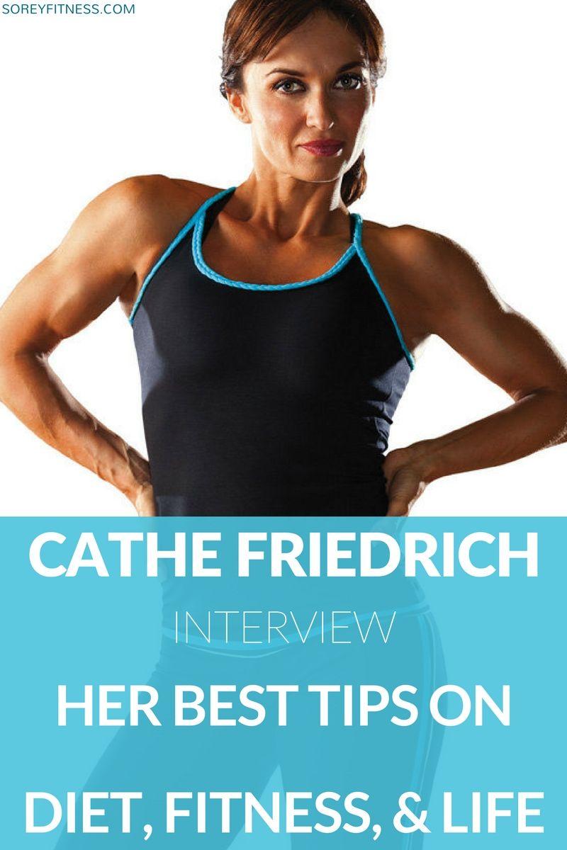 cathe friedrich diet plan