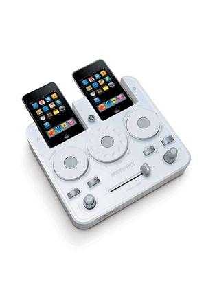 Merkury Innovations Made For Ipod Universal Dj Mixer