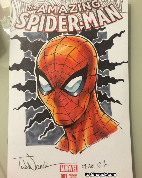 Awesome Art Picks: Spider-Man, Wonder Woman, Punisher, and More - Comic Vine