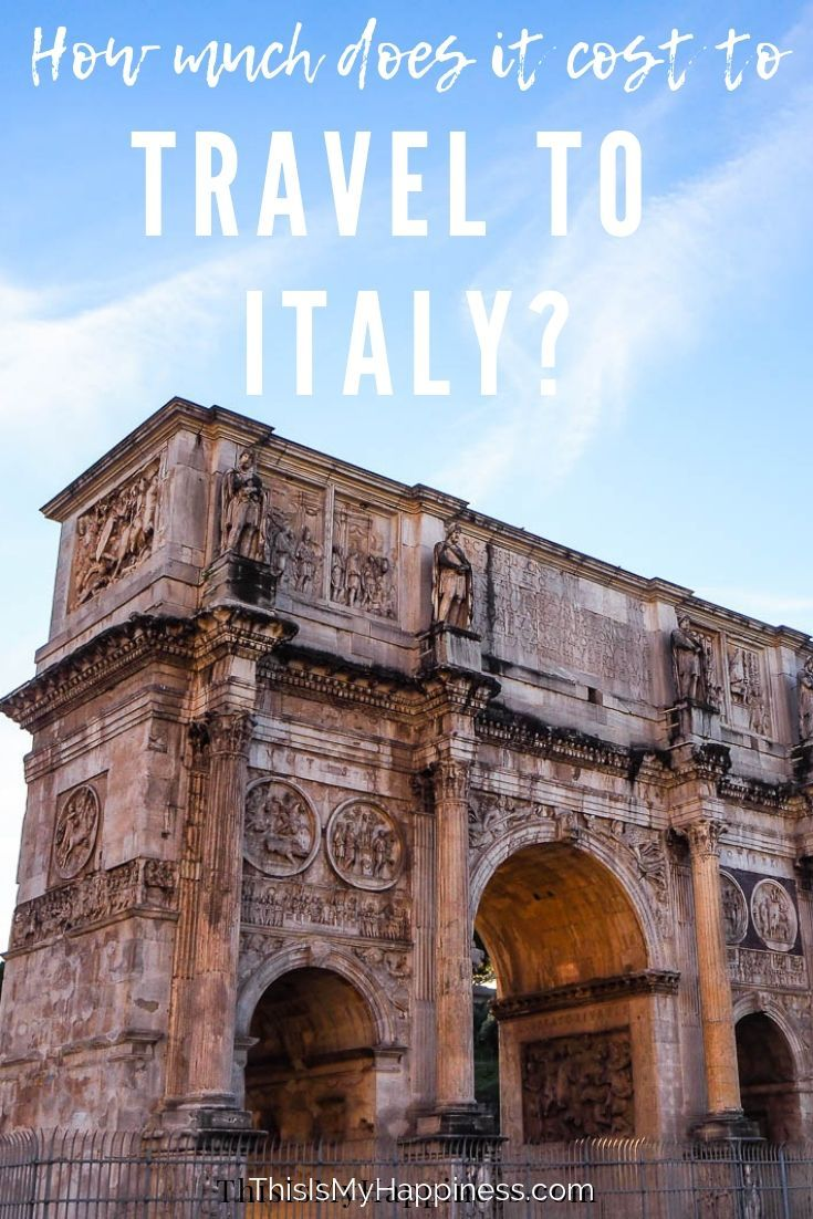 How Much Does A Family Trip To Italy Cost?