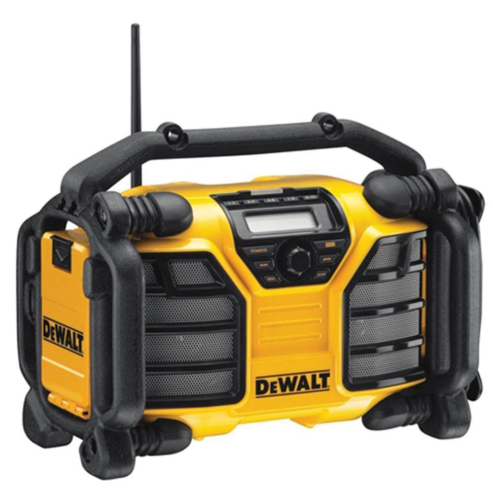 Dewalt Dab Radio Dcr017 Reviews Dewalt Tools Dewalt Dewalt Power Tools
