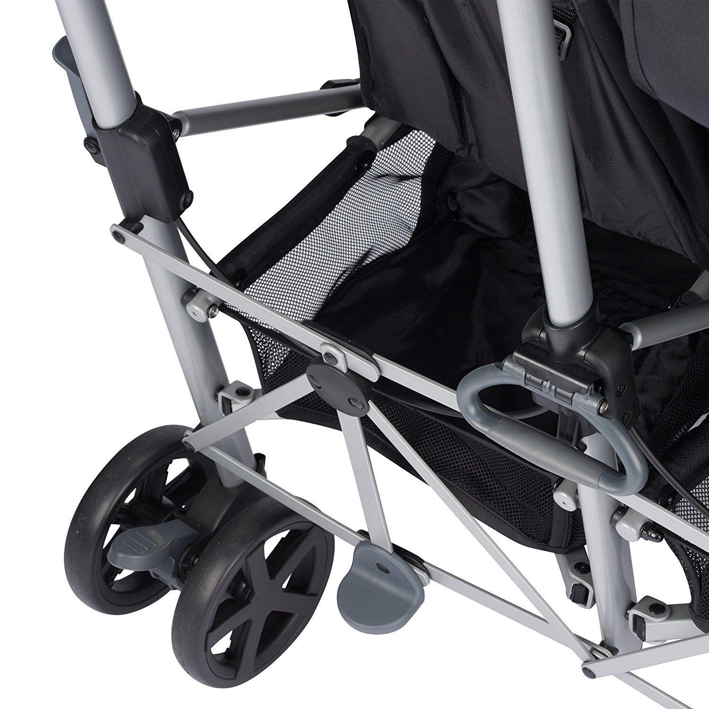 Evenflo Minno Twin Double Stroller, Glenbarr