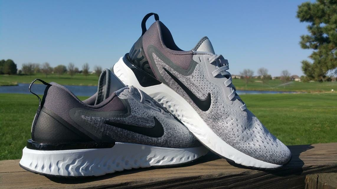 cheap for discount 37ad9 5b955 The Nike Odyssey React is the second running-specific shoe to debut with  the brand s new React foam  it s a (more) budget friendly and durable  version of ...