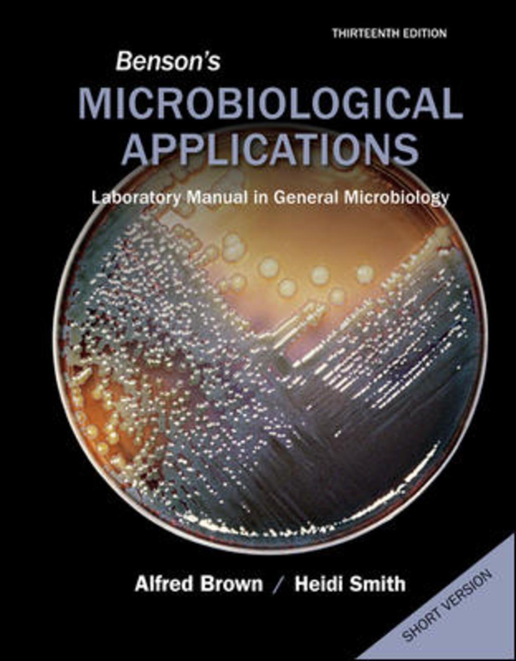 Benson S Microbiological Applications Short Version Ebook