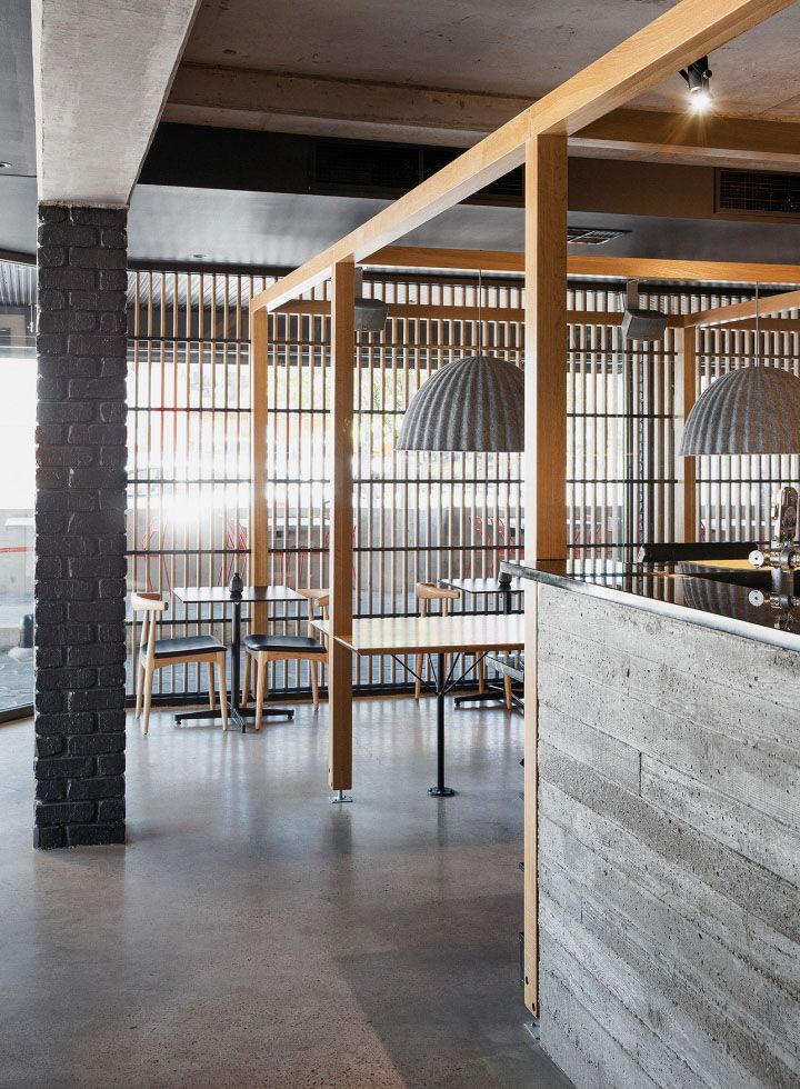 Sushi planet restaurant by xtra shiny adelaide for Innenarchitektur essen