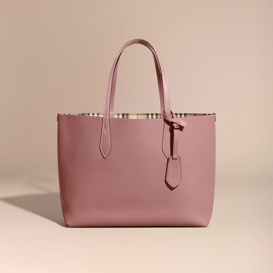 burberry -- the medium reversible tote    light elderberry   BAGS in ... 5b744ffc07