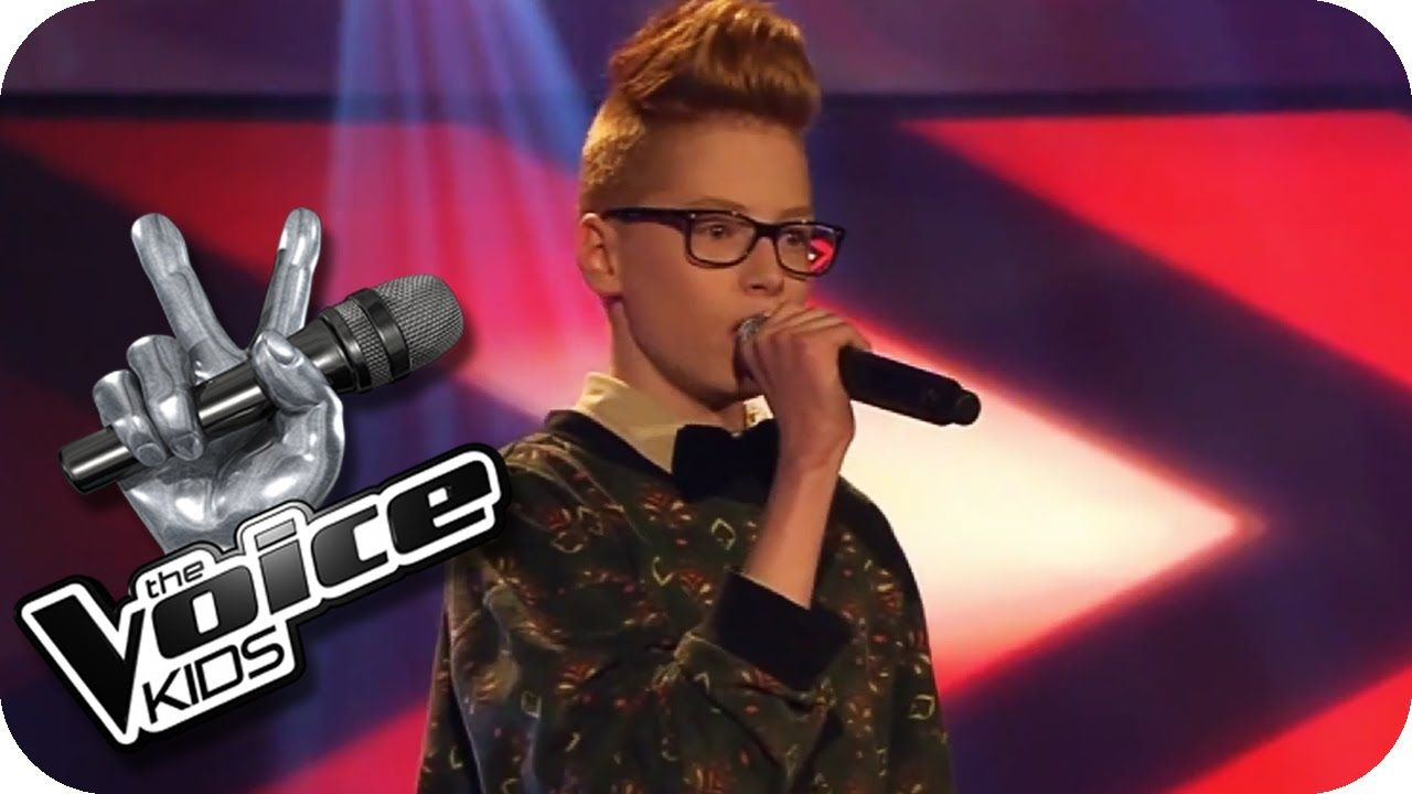 Katy Perry Firework Tim P The Voice Kids 2013 Blind