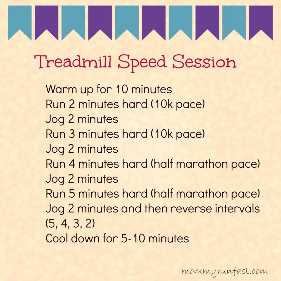 An Easy Treadmill Workout for When Winter GetsReal