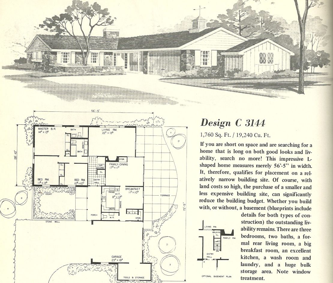 More vintage house plans vintage house plan books give an insight more vintage house plans vintage house plan books give an insight into the style of malvernweather Gallery