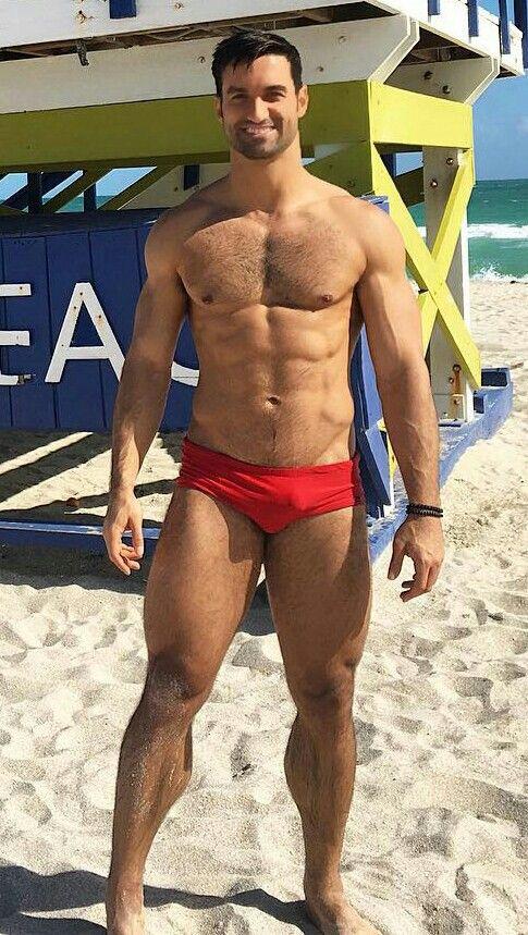 hot blonde beach boy lifeguards