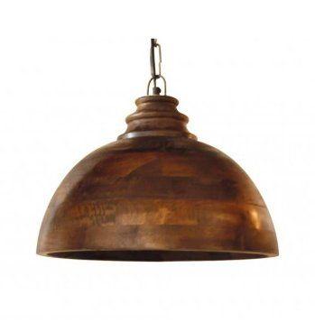 Sula 1-Light Bowl Pendant