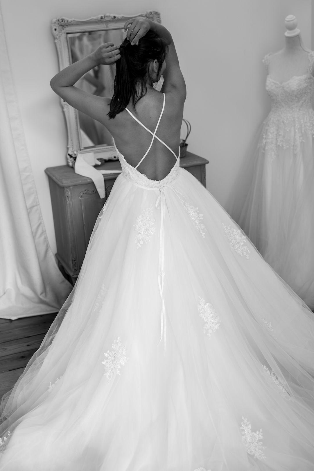 Schwedische Brautkleider zum Mitdesignen | Romantische ...