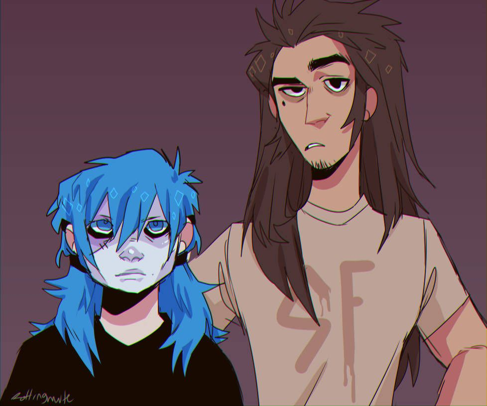 Sally Face Larry Face By Rottingmute Sally Face Game Face Aesthetic Face