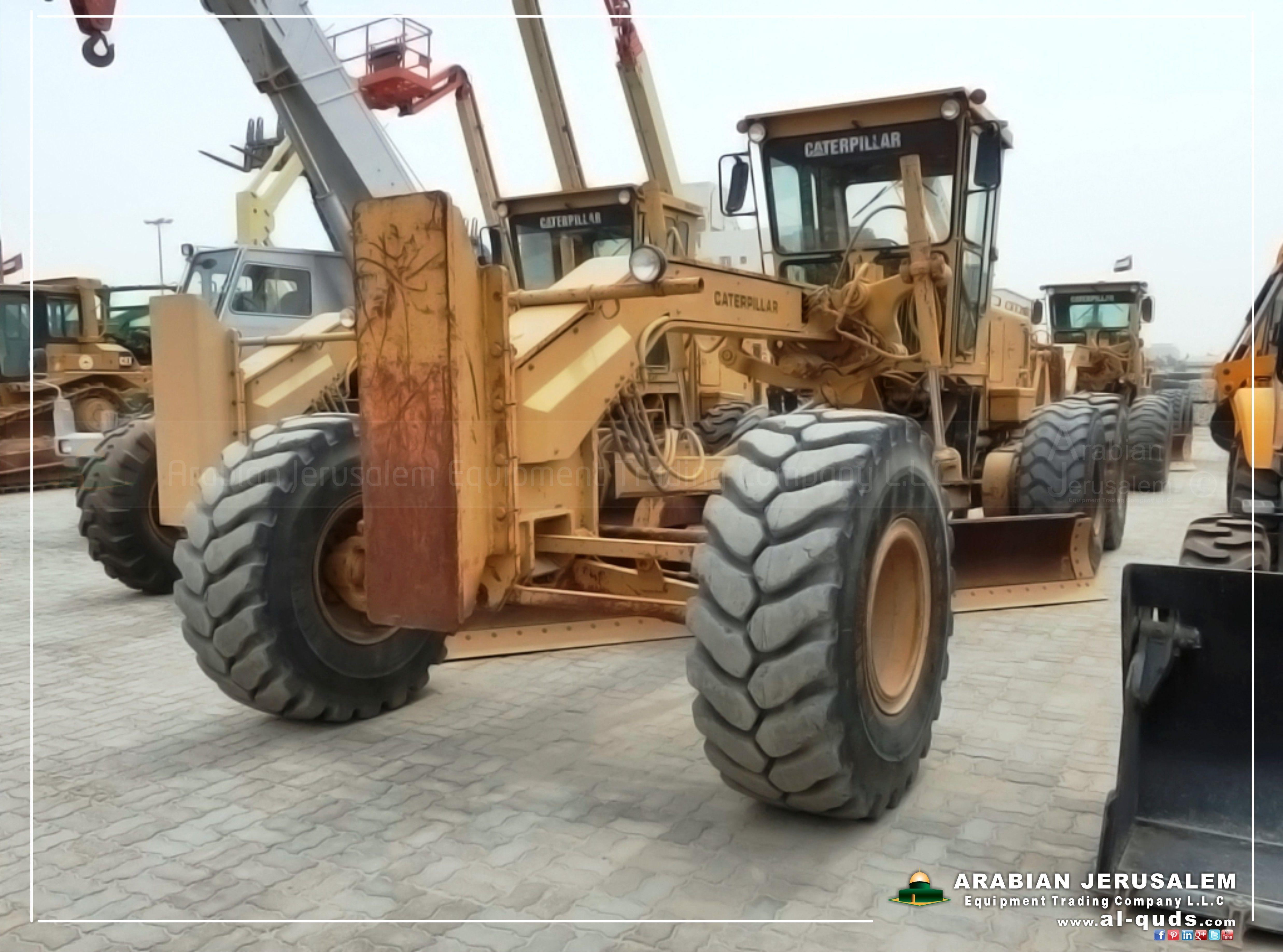 Caterpillar , Motor Grader 14G Available in Stock