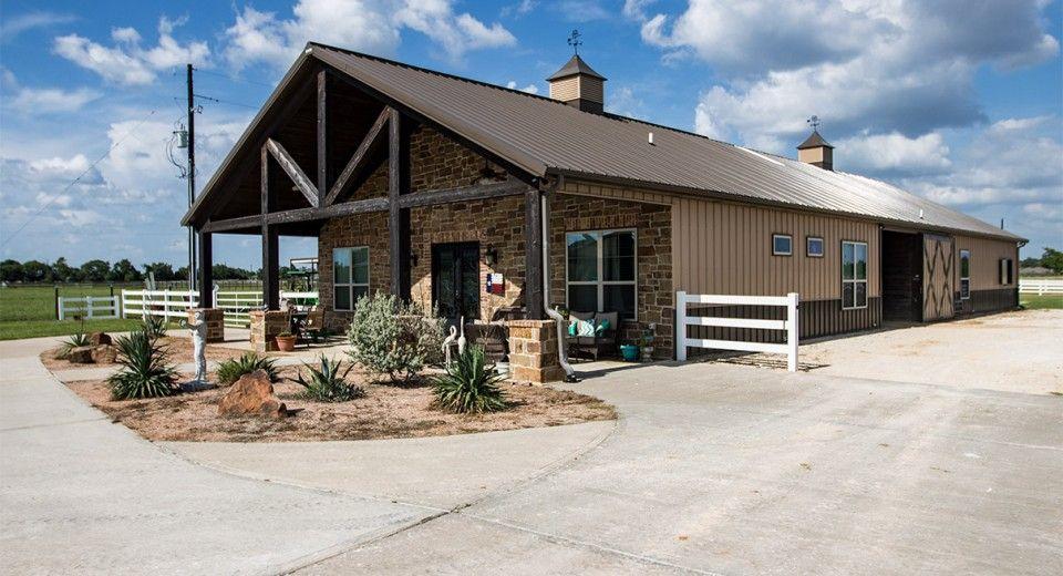 Michelle s Stall Barn w Living Quarters