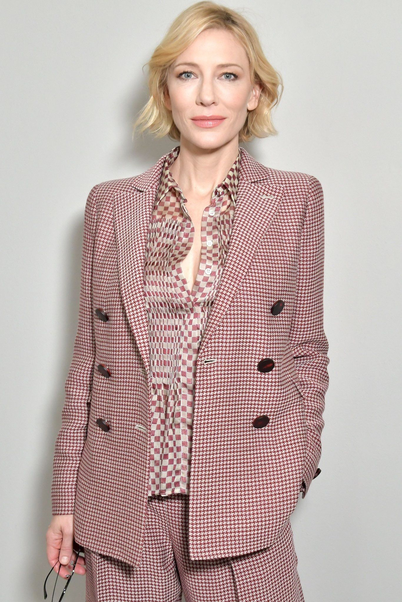 06d9b516ef Cate Blanchett, 2017 ❤ Suits For Women, Fashion Watches, Casual Chic, Cate
