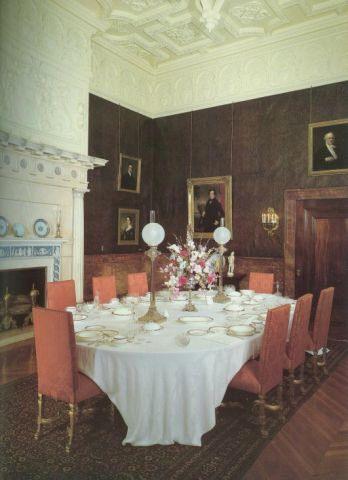 Table Setting Biltmore Estate Breakfast Room Biltmore Estate