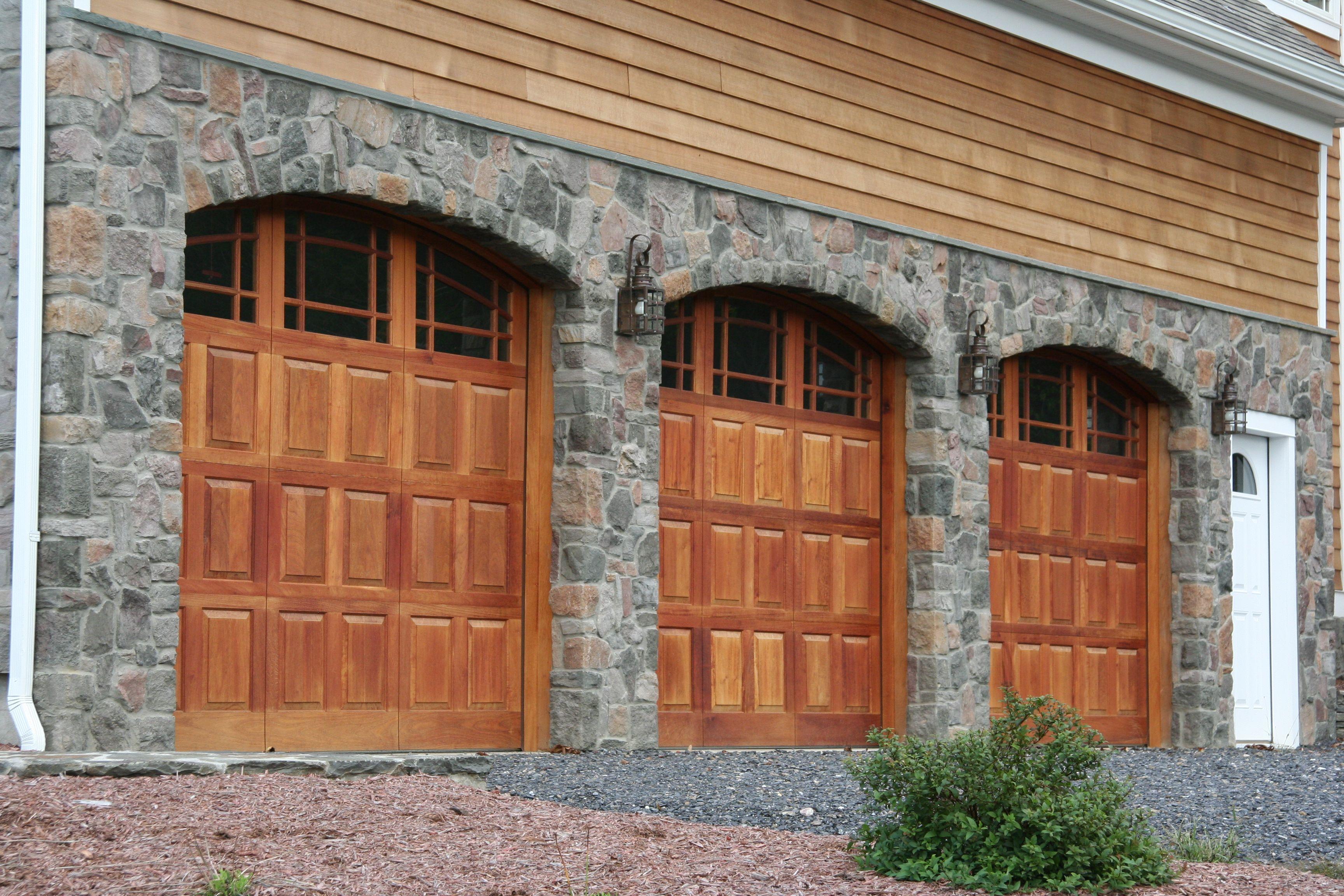 Stain Grade/Artisan Custom/Dutchess Overhead Doors, Inc.
