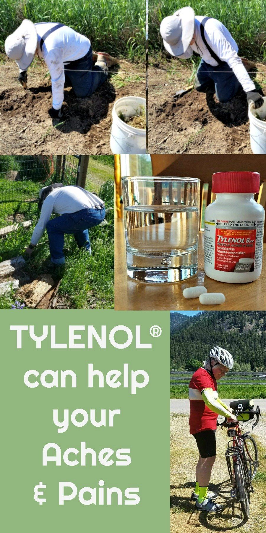 #AD help aches and pains, TYLENOL®, @target  , #ForWhatMattersMost,