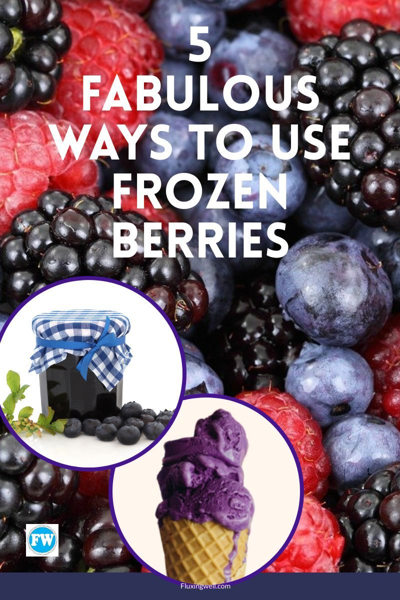 what is the best way to freeze blueberries