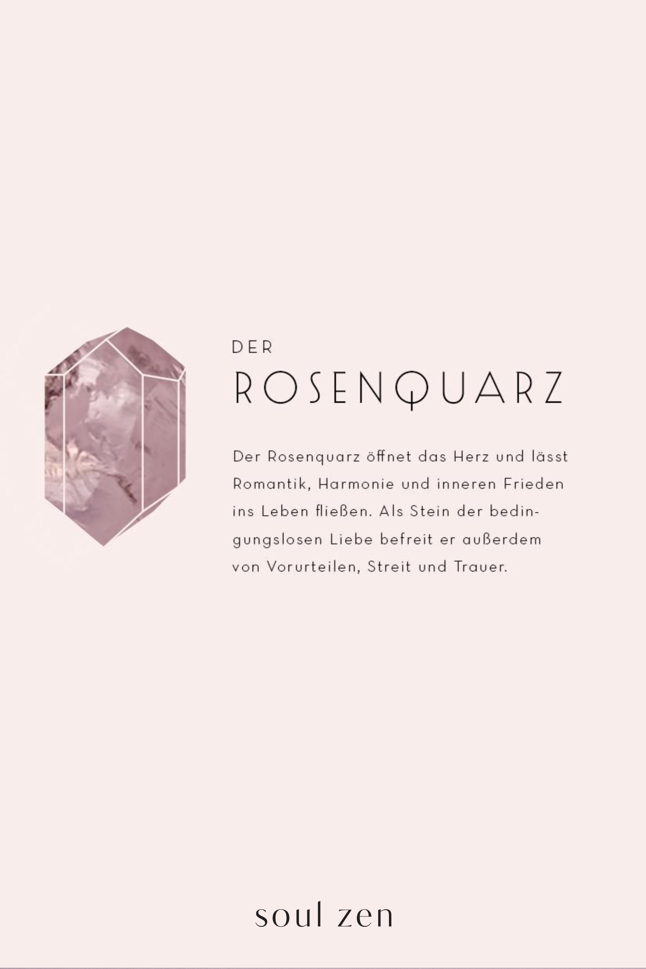 Photo of Rose quartz jewelry and rose quartz products