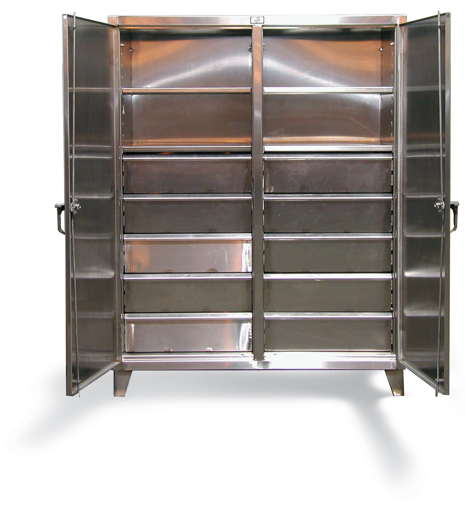 Strong Hold Products Cabinet Drawers Stainless Steel Cabinets Drawers