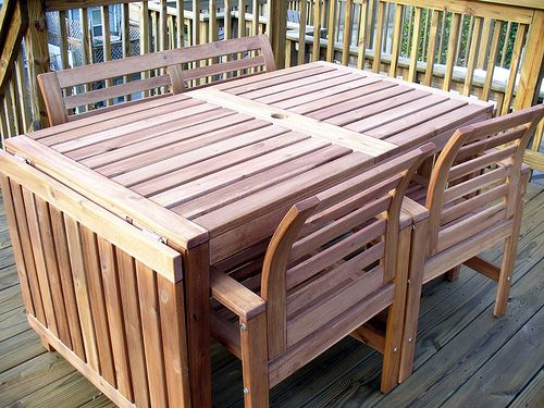 Believe it or not, my post on our Ikea Applaro Patio Furniture is ...