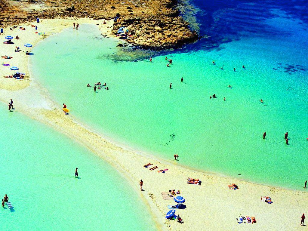Nissi Beach In Ayia Napa, Famagusta  Cyprus  Most Serene Republic Of -3097
