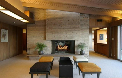 Mid Century Modern Interior Design | Walk into a level of sophistication  and design with a