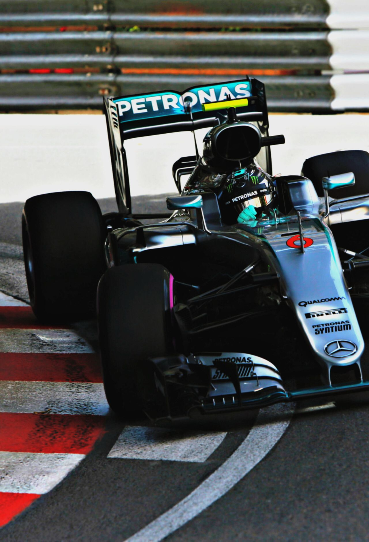 Nico Rosberg - Monaco 2016
