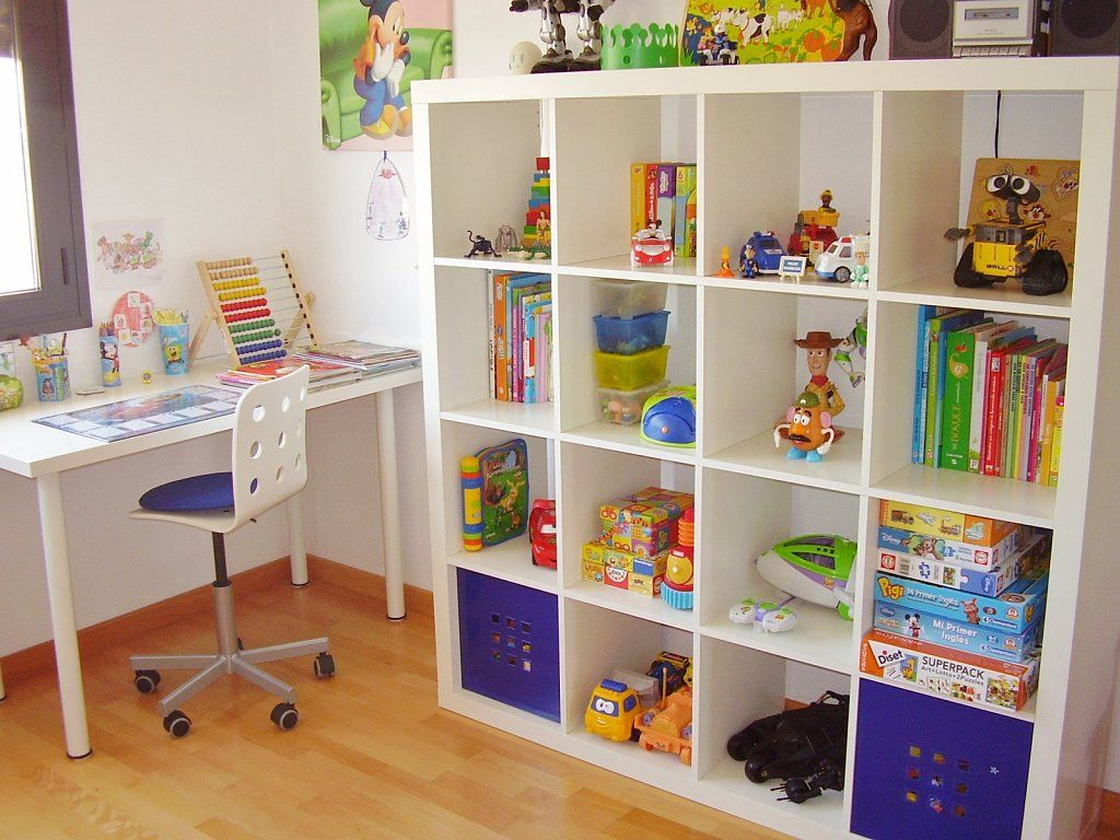 Kids room ikea kids rooms pinterest organizador for Ikea habitacion ninos