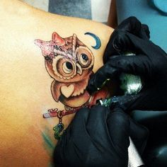 Tatuajes Para Mujer Tattoos Buhos Tatuaje Buho Tatuajes