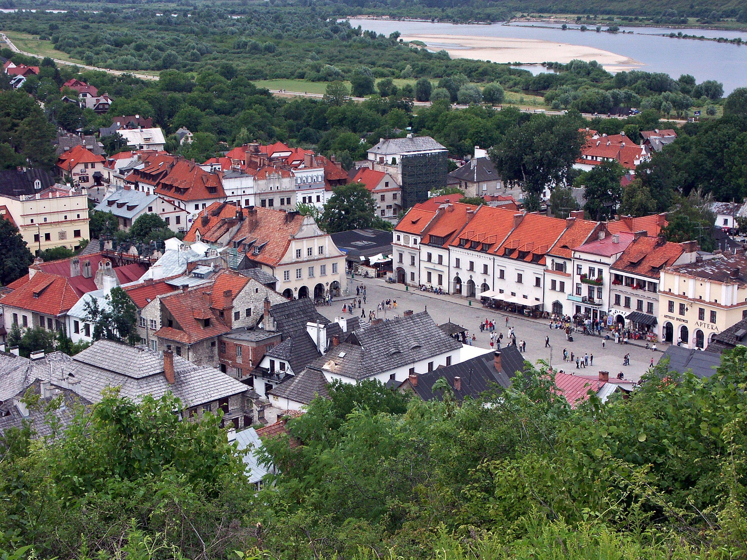Kazimierz Dolny Photo courtesy of Wikipedia | What We Love